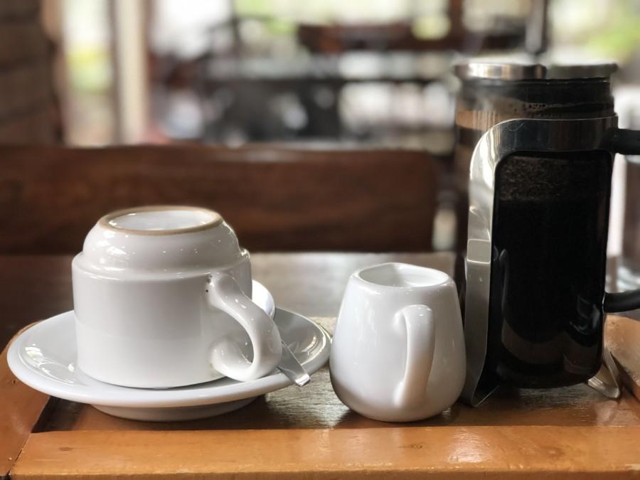 コーヒーももちろん美味しいです。